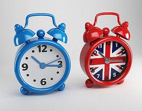 3D Alarm Clock Mini Bell