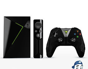 Nvidia Shield for Element 3D console