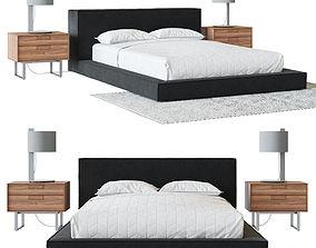 3D BLU DOT Dodu Full Bed