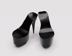 3D print model Custom Made Woman High Heels
