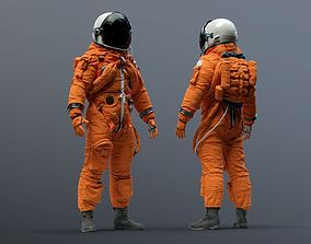 3D SPACESUIT NASA ACES