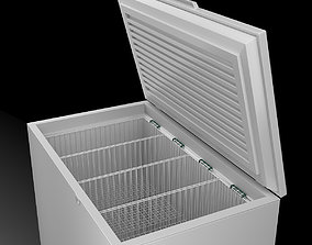 Miele Chest Freezer 3D model
