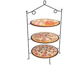 Pizza 2 3D model