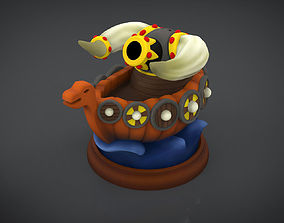 games-toys Ship 3d printable figure toy