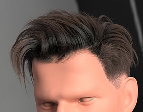 Xgen Grooming for Jordan project with all files 3D