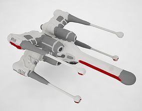 X-Wing 3D