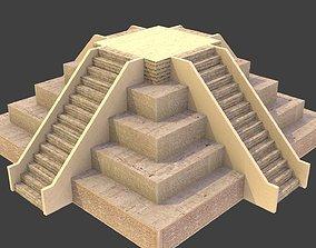 Pyramid 3D model realtime