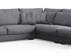 Linteloo Mauro Corner Sofa 3D