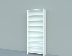 Bookcase room 3D model