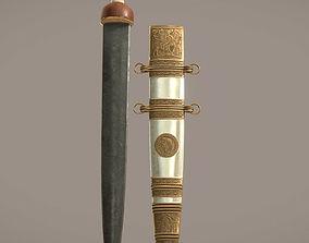 Sword of Tiberius 3D model