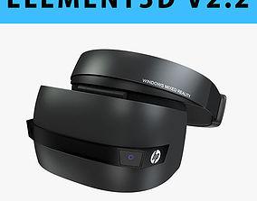 E3D - HP Windows Mixed Reality Headset Developer Edition