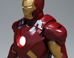 Iron Man Mark 7 3D