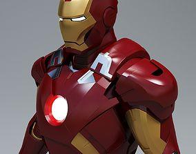 Iron Man Mark 7 3D