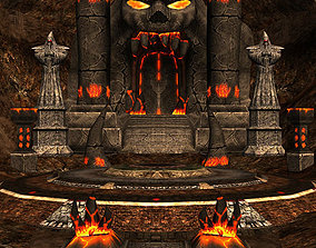 3DRT - Molten Chasm Dungeon realtime