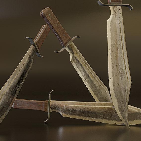 machete sword
