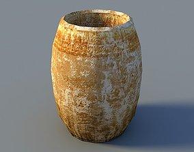 3D Ancient crock 03