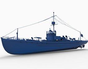 3D printable model SUBCHASER
