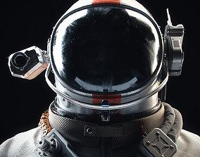 3D Cosmonaut Orel Scene files