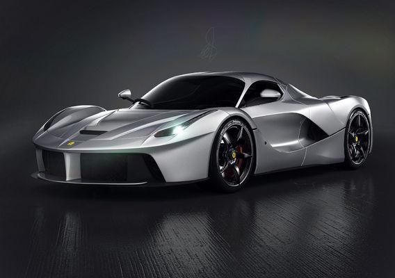 LA Ferrari