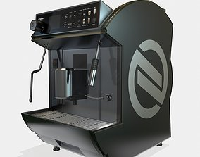 Coffee Machine - 4K PBR 3D model