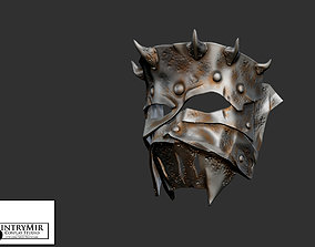 3D printable model The Free Radicals Cosplay Mask Fallout
