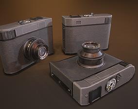 3D model Film camera