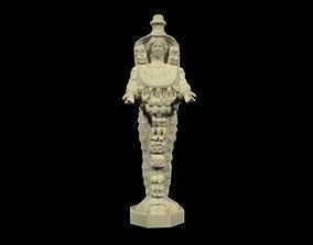 3D Artemis Statue