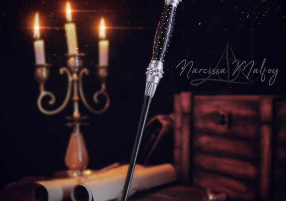 Narcissa Malfoy Wand - Harry Potter