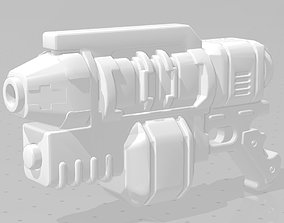 3D print model Guns for Necromunda Pack3
