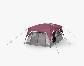 Columbia 10 Person Dome Tent 3D model