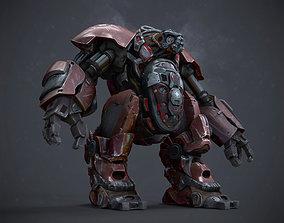 Medical Bot 3D model