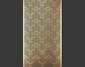 Decorative panel 233 3D model