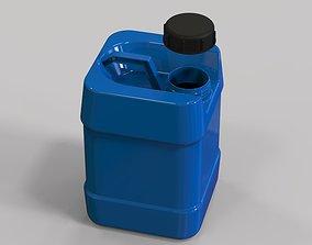3D printable model Chemical Gallon 25 Liter