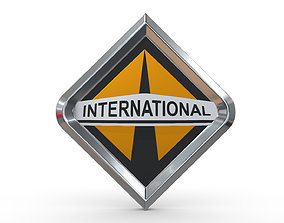 international logo 3D
