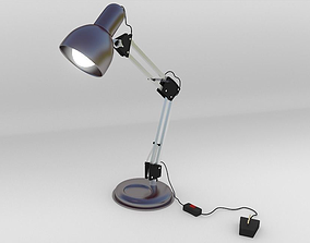 3D Desk Lamp lighting