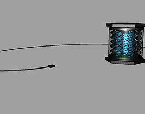 DNA Powered External Hard Drive 3D model