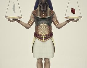 Anubis 3d print sculptures