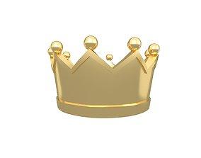 Crown v2 006 3D asset