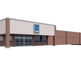 Retail-028 Aldi 3D