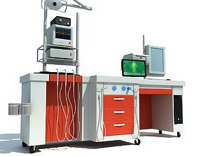 Medical Equipment 04 3D