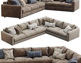 3D Ferlea Sofa Simple 2 color version