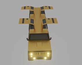 Car Jeep 3D