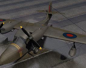 3D Grumman Gosling Mk-1 - RN