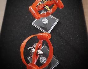 Hyper drive for delta 7 3D printable model