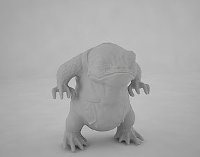 3D model Angry Toad