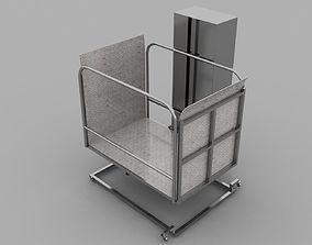 3D Wheelchair Lift