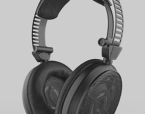 Headphone earphone 3D