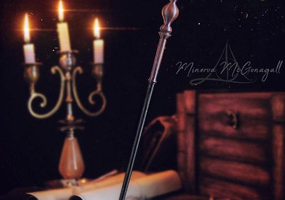Minerva Mcgonagall Wand - Harry Potter