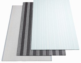 3D model new FABULA LIVING Carpet for variations 29