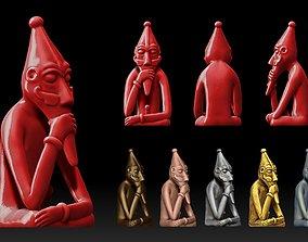 Rallinge Freyr Statue X Century CNC- 3D print